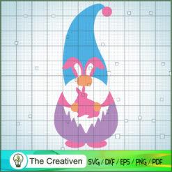Gnomes SVG, Easter Gnome SVG, Bunny SVG, Gnomes SVG
