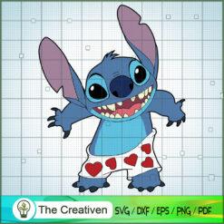 Funny Stitch SVG, Funny Stitch SVG, Disney Lilo and Stitch SVG