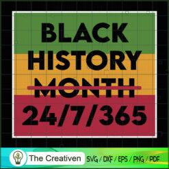 Black History Month African American SVG , Black Women SVG, African American SVG, Black History SVG, Black Girl SVG