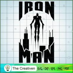 Iron Man SVG, Avengers SVG, Movie SVG, Super Hero SVG