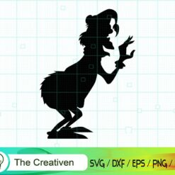 The Grinch SVG , Grinch Shadow SVG , Merry Christmas SVG