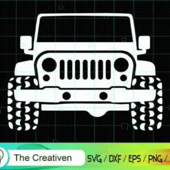 Car Jeep Outdoor SVG,Car Jeep Outdoor Digital File, Jeep SVG