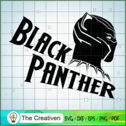 Black Panther SVG, Avengers SVG, Movie SVG, Super Hero SVG