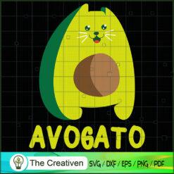 Avogato SVG , Cat SVG files For Cricut, Cat SVG, Cat Silhouette