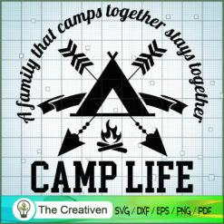 Camp SVG, Camping SVG, Adventure SVG, Love Camper SVG, Travel SVG