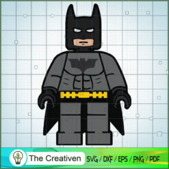 Lego Batman SVG, Batman SVG, The Avengers SVG, Marvel SVG