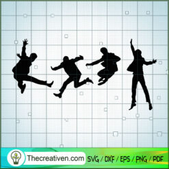 Yeah! The Beatles SVG, Rock Band SVG, The Beatles SVG, The Beatles The Legend Of Rock SVG