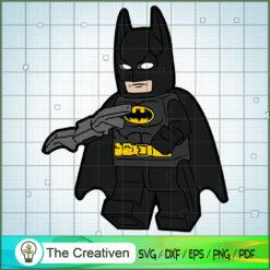 Bruce Wayne Lego SVG, Bruce Wayne SVG, The Avengers SVG, Marvel SVG