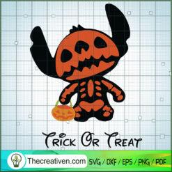Trick or Treat SVG, Horror SVG, Halloween SVG, Halloween Scary SVG