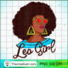 Afro American queen July August Birthday Leo Zodiac sign T Shirt 1 copy