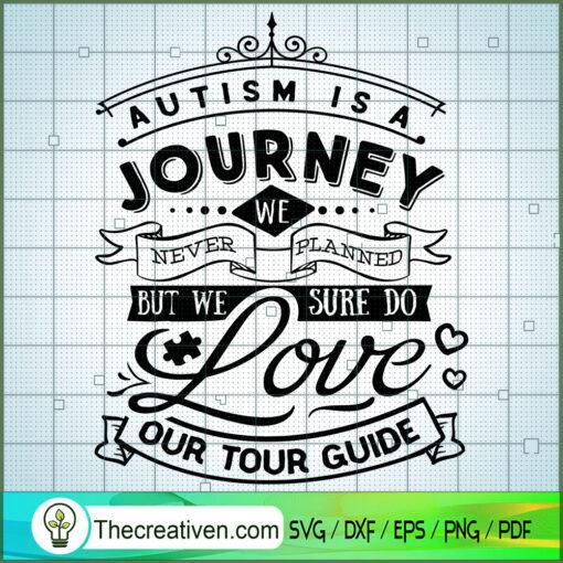 Autism is a journey copy