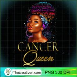 Black Women Afro Hair Art Cancer Queen Cancer PNG, Afro Women PNG, Cancer Queen PNG, Black Women PNG