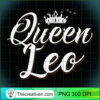 Birthday Gifts Queen Leo T Shirt copy
