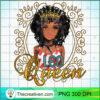 Black Queen Birthday Gift Horoscope Zodiac LEO T Shirt copy