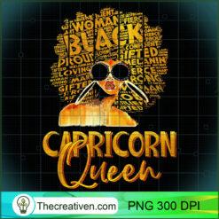 Black Women Afro Hair Art Capricorn Queen Capricorn PNG, Afro Women PNG, Capricorn Queen PNG, Black Women PNG