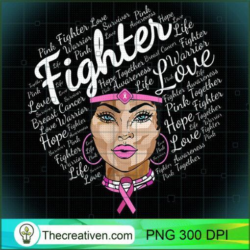 Breast Cancer Awareness Shirt Strong Fighter Black Queen T Shirt copy