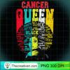 Cancer Queen Birthday Gift Tank Top copy