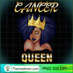 Cancer Queen Born In June-July Black Queen PNG, Afro Women PNG, Cancer Queen PNG, Black Women PNG