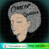 Cancer Zodiac Birthday Afro Gift T Shirt for Black Women copy