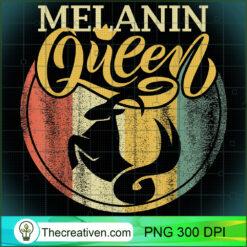 Capricorn Black Queen Melanin January Woman Girl PNG, Afro Women PNG, Capricorn Queen PNG, Black Women PNG