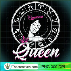 Capricorn Queen Are Born In December 22 To January 19 PNG, Afro Women PNG, Capricorn Queen PNG, Black Women PNG