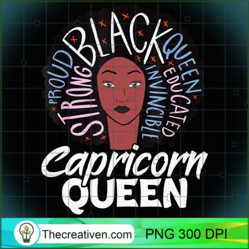 Capricorn Queen Gift for queen celebrants T Shirt copy