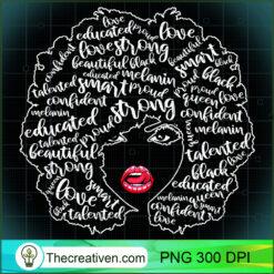 Capricorn Women Sign Black Women Queen PNG, Afro Women PNG, Capricorn Queen PNG, Black Women PNG