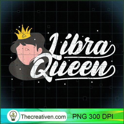 Cute Libra Libra Queen Astrology T Shirt copy