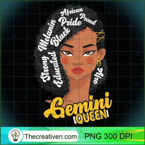 Gemini Queen Born in June Birthday Shirt Astrology Sweatshirt copy