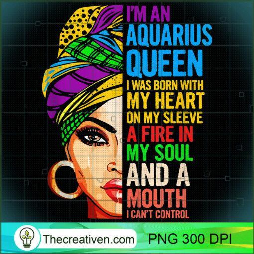 Gift For Aquarius Women January February Queen Tank Top copy