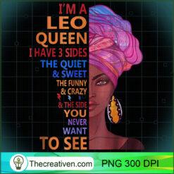 Im Leo Queen Leo Woman PNG, Afro Women PNG, Leo Queen PNG, Black Women PNG