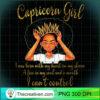 Im a Capricorn Girl Funny Birthday T Shirt for Women Queen copy