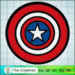 The Captain America Shield Lego SVG, Hulk SVG, The Avengers SVG, Marvel SVG