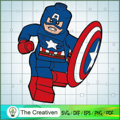 Captain Run To Combat SVG, Hulk SVG, The Avengers SVG, Marvel SVG
