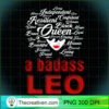 Leo Birthday Queen Shirt copy