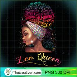 Leo Queen Afro Women Zodiac Melanin PNG, Afro Women PNG, Leo Queen PNG, Black Women PNG