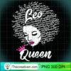 Leo Zodiac Birthday Afro Gift T Shirt for Black Women copy