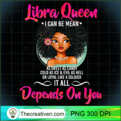 Libra Queen Afro American Girls and Women PNG, Afro Women PNG, Libra Queen PNG, Black Women PNG