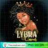Libra Queen Strong Smart Afro Melanin Gift Black Women T Shirt copy