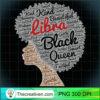 Libra Queen Zodiac Birthday Afro T Shirt for Black Women copy