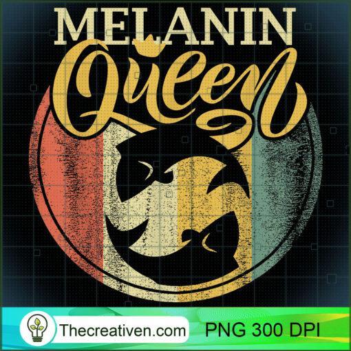 Pisces Black Queen Melanin March Birthday Woman Girl T Shirt copy
