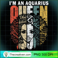 Queen Aquarius  Women  - February January PNG, Afro Women PNG, Aquarius Queen PNG, Black Women PNG