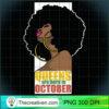 Queens Are Born In October Libra Scorpio Zodiac Black Queen T Shirt copy