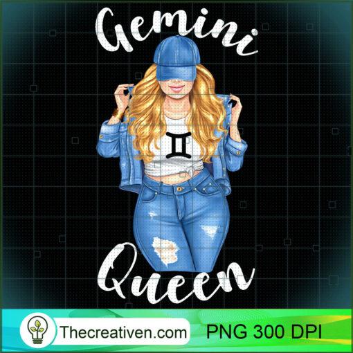 Streetwise Gemini Queen Blonde Sexy June May Girl Sweatshirt copy