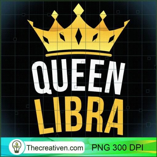 Women Queen Libra Zodiac Tee Premium T Shirt copy