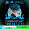 Womens Aquarius Girls Black Queen January February Birthday Gifts T Shirt copy