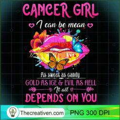 Womens Cancer Girl Lips June July Queen Zodiac Premium PNG, Afro Women PNG, Cancer Queen PNG, Black Women PNG