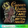 Womens Cancer Queen Birthday Zodiac Gift Black Women Gift Gi T Shirt copy