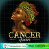 Womens Cancer Queen Womens Birth Date Symbol Zodiac Woman Birthday T Shirt copy