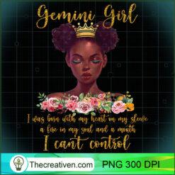 Womens Gemini Girl Queen Boho Afro Lady Zodiac Horoscope PNG, Afro Women PNG, Gemini Queen PNG, Black Women PNG